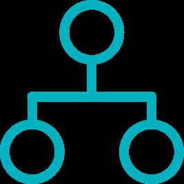 Icon Netzwerkservice
